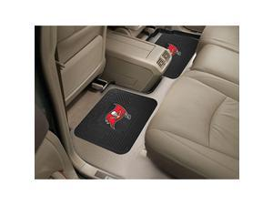 NFL - Tampa Bay Buccaneers  Backseat Utility Mats 2 Pack