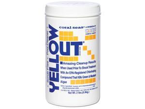 Yellow Out Swimming Pool Chlorine Shock Enhancing Treatment - 2 lbs.