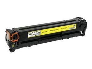 eReplacements CE322A-ER Toner Cartridge (OEM# HP CE322A)&#59; Yellow