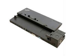 Lenovo 40A11090US Pro Dock Docking Station - For Notebook - Proprietary Interface - 6 X Usb Ports - 3 X Usb 2.0 - 3 X Usb 3.0 - Network (Rj-45) - Dvi - Vga - Displayport - Black - Microphone - Docking