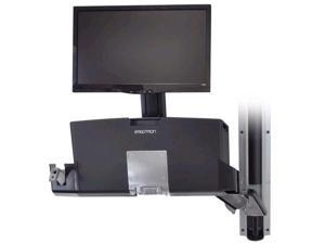 Ergotron StyleView Multi Component Mount for CPU, Flat Panel Display, Mouse, Keyboard
