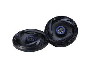 Autotek ATS65CXS Autotek ATS65CXS Speaker - 300 W PMPO - 2 Pack - 60 Hz to 20 kHz - 4 Ohm - 89 dB Sensitivity - Automobile