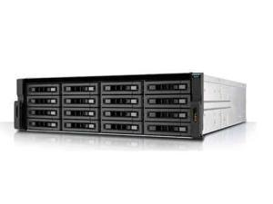 QNAP REXP-1620U-RP-US Rexp-1620U-Rp - Storage Enclosure - 16 Bays ( Sata-600 / Sas-3 ) - Rack-Mountable - 3U