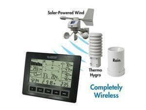 La Crosse Technology WS-2816AL-IT Wrlss Pro Weather Center Slvr