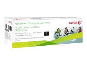 Xerox 106R02221 Toner Cartridge ( Replaces Hp 128A ) - 1 X Black - 2100 Pages - For Hp Color Laserjet Pro Cm1415Fn, Cm1415Fnw, Cp1525N, Cp1525Nw