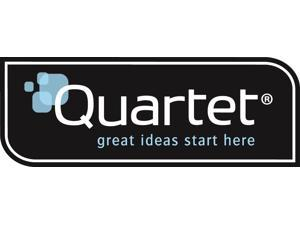 Quartet G8548HT Horizon Magnetic Glass Marker Board With Hidden Tray, 85 X 48, White