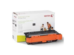 Xerox 106R02185 Black - Toner Cartridge ( Replaces Hp Ce260A ( - For Hp Color Laserjet Enterprise Cm4540, Cp4025, Cp4525
