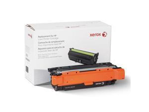 Xerox 106R01583 Toner Cartridge ( Replaces Hp Ce250A ) - 1 X Black - 5000 Pages - For Hp Color Laserjet Cm3530 Mfp, Cm3530Fs Mfp, Cp3525, Cp3525Dn, Cp3525N, Cp3525X