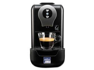 Lavazza 80281 Compact Single Cup Beverage System, 1.2 L, Black, 8 X 16 X 12