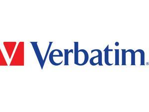Verbatim 99748 Wireless Notebook Multi-Trac Blue LED Mouse - Dot Pattern Red