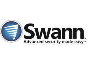 SWANN SWDVK-849804-US 8-Channel 4980 Series 5.0-Megapixel DVR with 2TB HD & 4 PIR Bullet Cameras