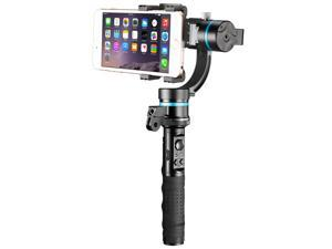 Neewer NW-LA3D-S2 3-Axis Handheld Gimbal Stabilizer, Mountable and Detachable Wired Control Gimbal with 1/4-inch Female Thread for iPhone 7 7Plus Samsung S6, GoPro Hero 4 3+ GoPro Accessories and More