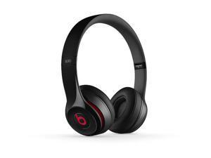 Beats MHNG2AM/A Solo2 Wireless Bluetooth On-Ear Headphones - Black