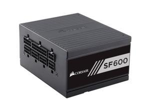 Corsair SF Series SF600 - 600 Watt 80 PLUS Gold Certified High Performance SFX PSU
