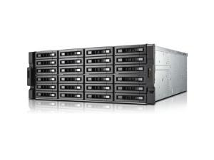 QNAP 24-bay High Performance Unified Storage with Built-in 10GbE