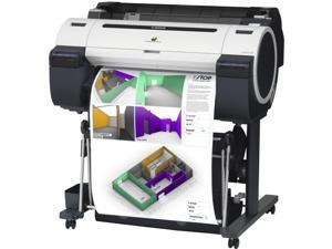 """Canon imagePROGRAF iPF670 Inkjet Large Format Printer - 24"""" - Color"""