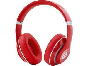 Beats by Dr. Dre STUDIO 2.0 WIRED ON-EAR HEADPHONE W/ REMOTE TALK CABLE RED Model MH7V2AM/A