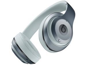Beats by Dr. Dre STUDIO 2.0 WIRED ON-EAR HEADPHONE W/ REMOTE TALK CABLE SPECIAL-ED METALLIC-SKY Model MHC32AM/A