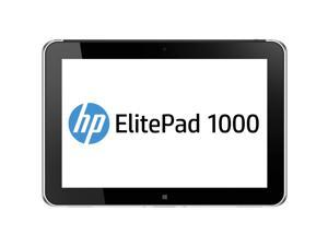 "HP ElitePad 1000 G2 128 GB Net-tablet PC - 10.1"" - Wireless LAN - Intel Atom Z3795 Quad-core (4 Core) 1.59 GHz"