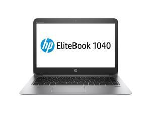 "HP Laptop EliteBook 1040 G3 (V1P90UT#ABA) Intel Core i5 6th Gen 6200U (2.30 GHz) 8 GB Memory 256 GB SSD Intel HD Graphics 520 14.0"" Windows 7 Professional 64-Bit (Windows 10 Pro downgrade)"