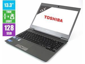 Toshiba Portege z930 Windows 10 Home, 1.9GHz 4GB Memory 128GB SSD 13.3""