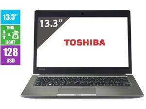 Toshiba Portege Z30-A Windows 10 Pro, 1.9GHz 4GB Memory 128GB SSD 13.3""