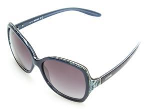 Just Cavalli Women's Oversized Frame Sunglasses Royal/Blue