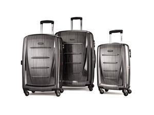 Samsonite Luggage Winfield 2 Fashion HS 3 Piece Set Charcoal