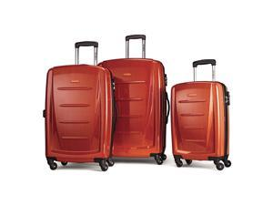 Samsonite Luggage Winfield 2 Fashion HS 3 Piece Set Orange