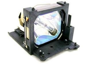 Lamp & Housing for the Viewsonic CP-S385W Projector - 150 Day Warranty