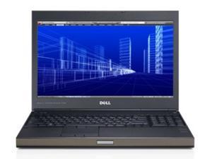 Dell Precision M4700 - Intel Core i7 3720QM 2.60 GHz - 8 GB RAM - 320 GB HDD - DVD-RW - Nvidia Quadro K2000M 2 GB  - Windows 7 Professional