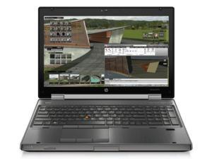 HP EliteBook 8570w - Intel Core i7-3630QM 2.40 GHz - 16 GB RAM - 500 GB HDD - DVD-RW - Nvidia GK107 [Quadro K1000M] - Windows 8 Pro