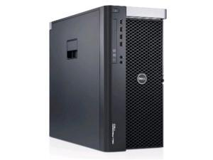 Dell Precision T7600 - Intel Xeon E5-2680 0 2.70 GHz - 32 GB RAM - 300 GB HDD - DVD-RW - Nvidia GK106 [GeForce GTX 660] - Windows 10 Pro