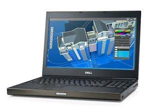 Dell Precision M4800 - Intel Core i7-4800MQ 2.70 GHz - 32 GB RAM - 256 GB HDD - DVD-RW - NVIDIA Quadro K2100M - Windows 8.1 Pro