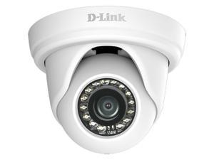 D-Link DCS-4802E Full-HD 1080p Outdoor Day / Night Mini Dome PoE IP Security Camera