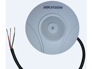 Hikvision DS-2FP2020 HI-FI Microphone for CCTV surveillance camera