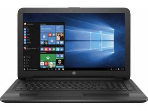 "HP 15-BA009dx 15.6"" Laptop (AMD A6-7310 Accelerated Processor, 4GB Memory, 500GB Hard Drive, SuperMulti DVD/CD Drive, Windows 10, Black)"