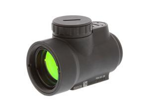 Trijicon MRO 1x25mm Adjustable Red Dot Sight, 2MOA Dot Reticle, Black MRO-C-2200