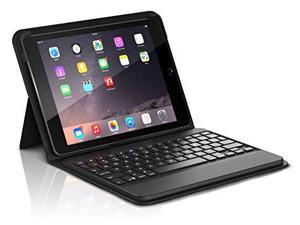 ZAGG Messenger Folio Case and Bluetooth Keyboard for Apple iPad Pro 9.7 - Black