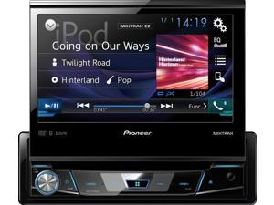 "Pioneer AVH-X7800BT DVD receiver with 7"" Flip-Out Display, Bluetooth, Siri Eyes Free & AppRadio One (Single DVD receiver with 7"" Flip-Out Display, Bluetooth, Siri Eyes Free & AppRadio One (Single DIN)"