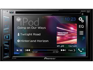 "Pioneer AVH-291BT Bluetooth DVD Receiver with 6.2"" Display"