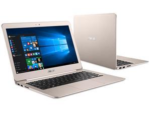 "Asus UX305CA-UBM1 ZENBOOK Core™ M3-6Y30 900MHz 512GB SSD 8GB 13.3"" (1920x1080) BT WIN10 Webcam TITANIUM GOLD .48"" thin, 2.65 lbs Bang & Olufsen Audio"