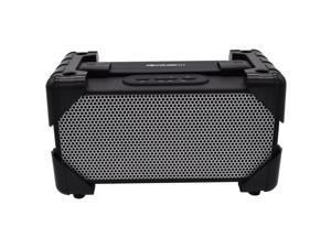 SoundLogic XT Rugged Indoor/Outdoor Wireless Bluetooth Speaker With Mic