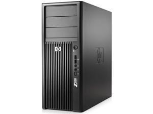 HP Z200 Intel Core i5-660 X2 3.33GHz 4GB 500GB Win7, Black