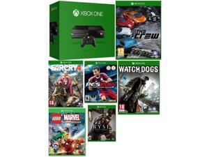Black XBOX One 1000GB Bundle
