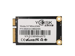 Goldendisk YCdisk Serial SATA II SSD MSATA 32GB SMI 2244LT Controller Micron Flash for AD player,POS,All-IN-One PC.MINI PC