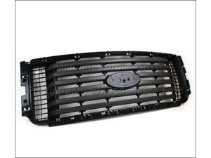 OEM 6 Bar Radiator Grille Paint To Match 2010-12 Ford F150 #AL3Z-8200-CCPTM