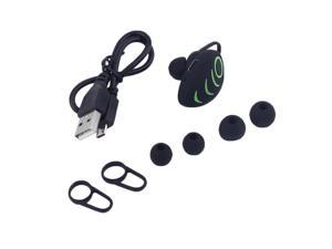 A3 Unilateral Earphones Bluetooth 4.0 Headset Single Wireless In-Ear Headphone