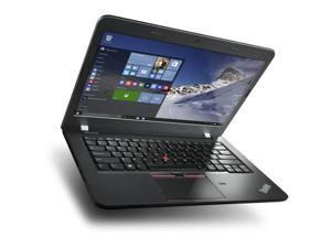"Lenovo ThinkPad E460 14"" HD Notebook, Intel Dual-Core i5 Upto 2.8GHz, 16GB DDR3, 240GB SSD, Wifi, Bluetooth, Webcam, Windows 10 Professional 64Bit"