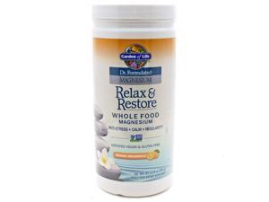 Relax and Restore Orange by Garden of Life - 13.8 Ounces